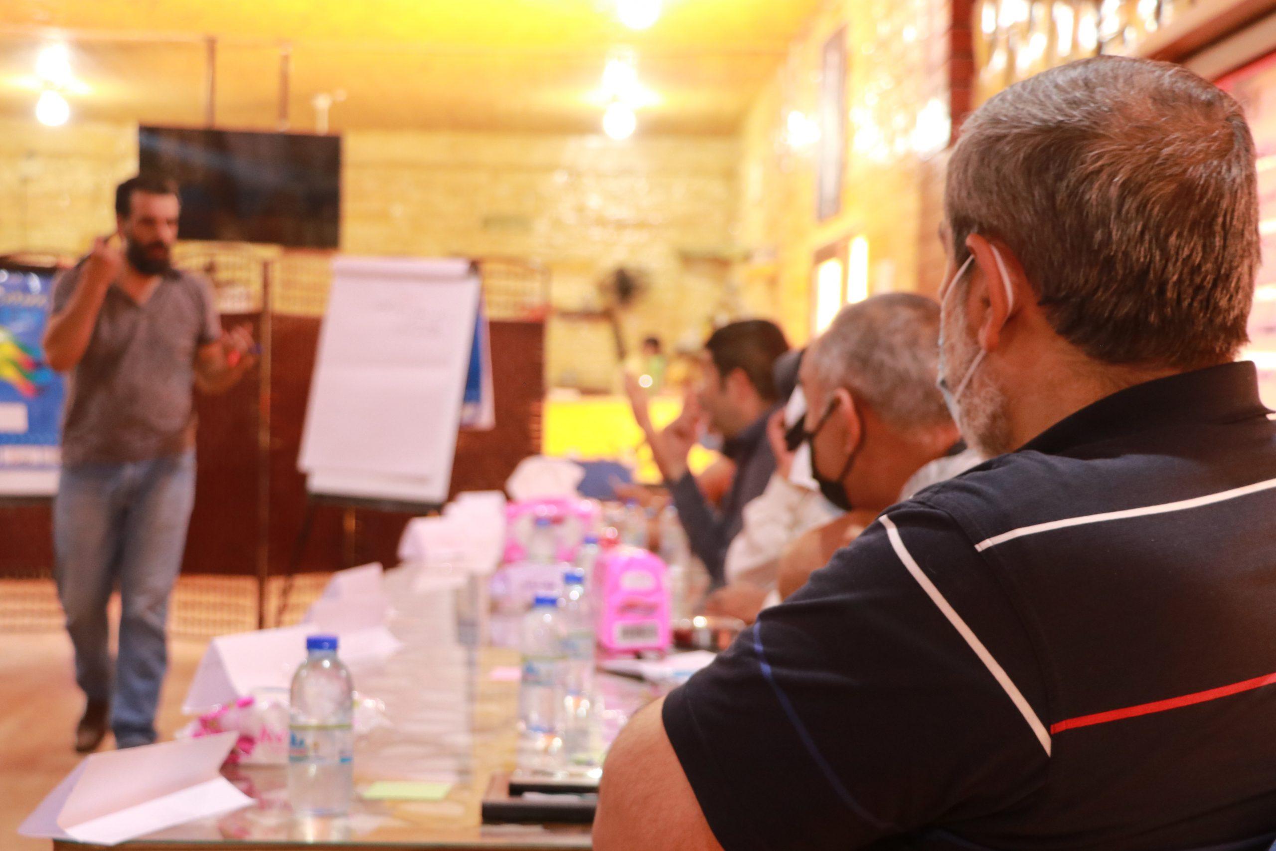 جلسات حوارية – تعاطي المخدرات في المجتمعات المحلية